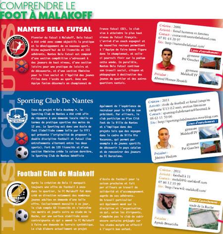 Comprendre le foot à Malakoff